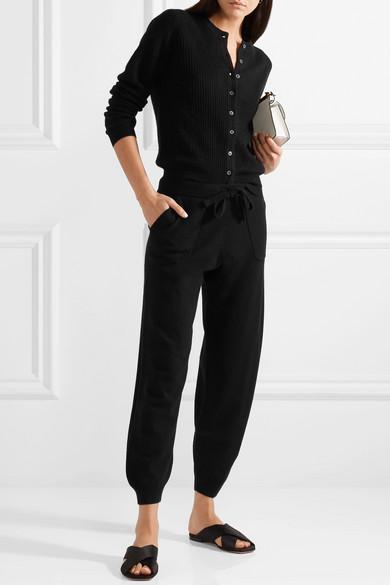 Hohe Qualität Günstig Online Allude Jogginghose aus einer Woll-Kaschmirmischung Zu Verkaufen Billig Authentisch Billige Nicekicks Nj6i90
