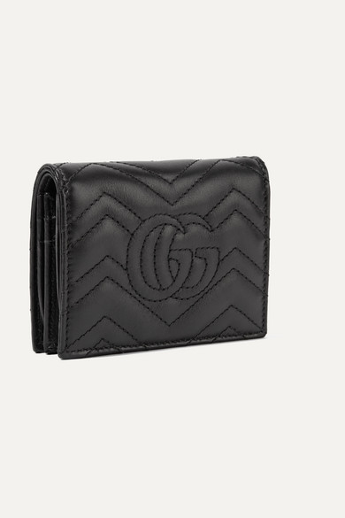a9fce3aaf3abc Gucci | GG Marmont small quilted leather wallet | NET-A-PORTER.COM