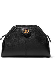 Gucci Re(Belle) textured-leather clutch