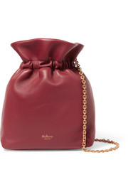Lynton leather bucket bag