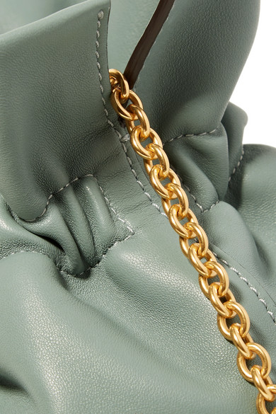 Mulberry Lynton mini Beuteltasche aus Leder
