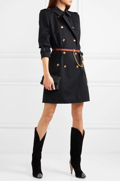 Givenchy Trenchcoat aus Baumwoll-Twill