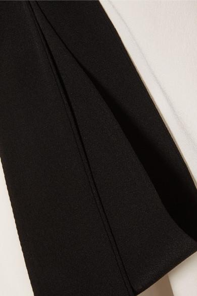 Givenchy Seidenbluse aus Crêpe de Chine mit Schluppe