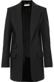 Chloé Wool and silk-blend blazer
