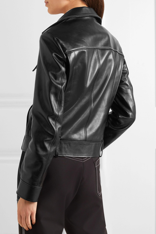 Chloé Bikerjacke aus Leder