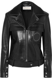 Chloé Leather biker jacket