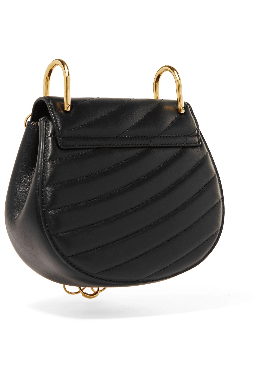 Chloé Drew Bijou quilted leather shoulder bag