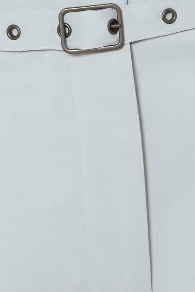 Bottega Veneta Hose mit geradem Bein aus Stretch-Baumwolle