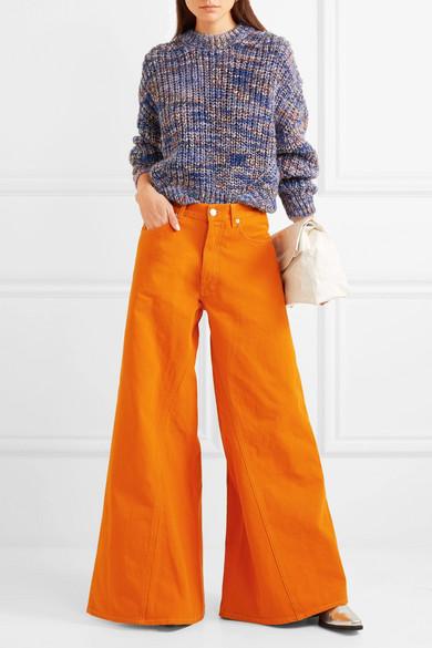 2bc943c9739 GANNI. Paneled jeans