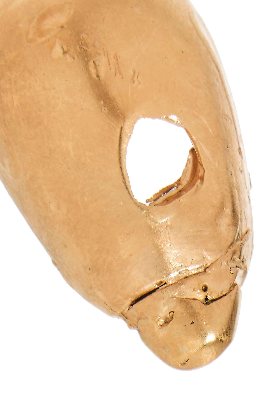 Alighieri La Francesca gold-plated necklace