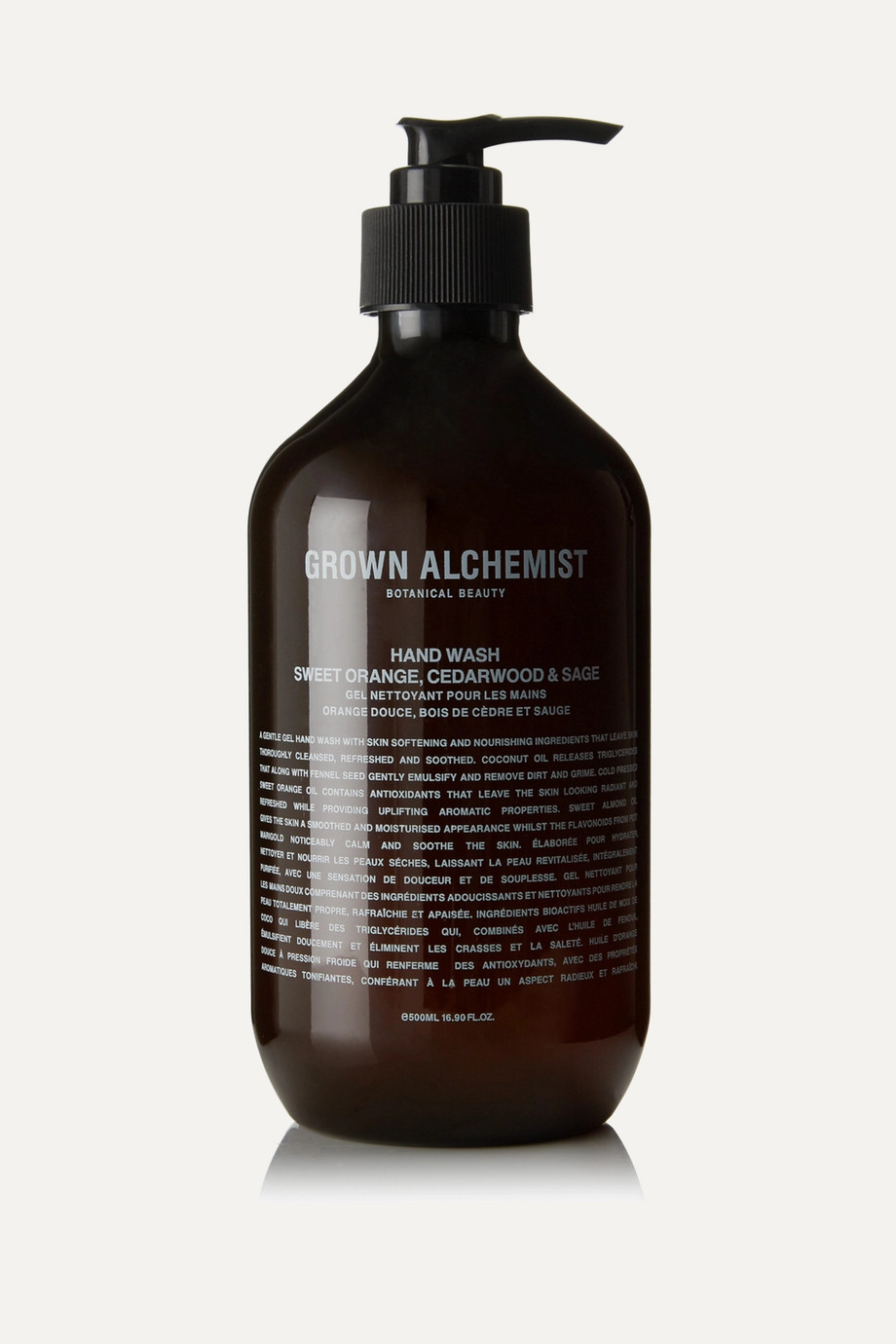 Grown Alchemist Hand Wash, 500 ml – Handseife