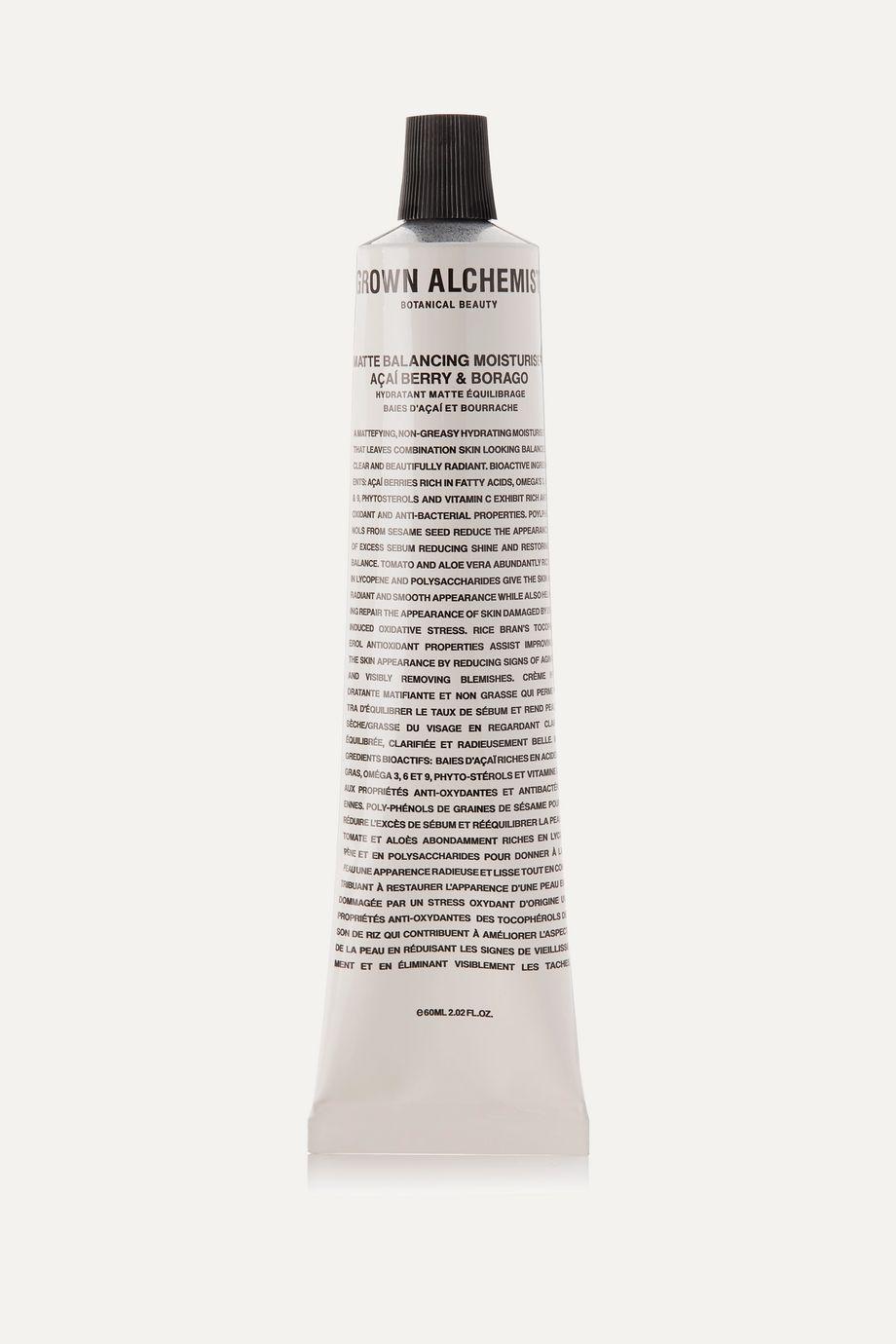 Grown Alchemist Matte Balancing Moisturizer, 60 ml – Feuchtigkeitscreme