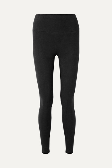 James Perse Leggings aus Fleece