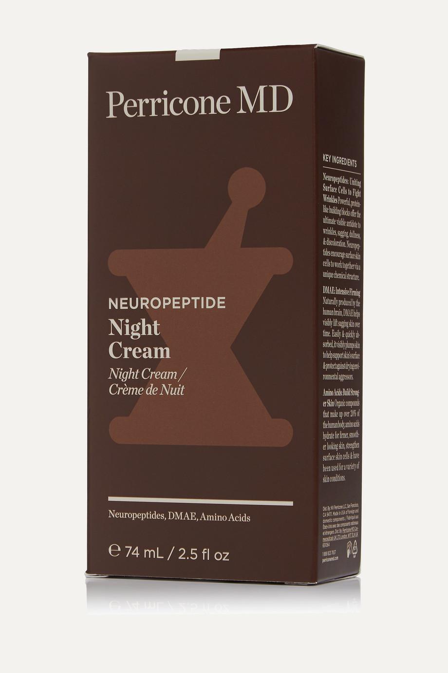 Perricone MD Neuropeptide Night Cream, 74 ml – Nachtcreme