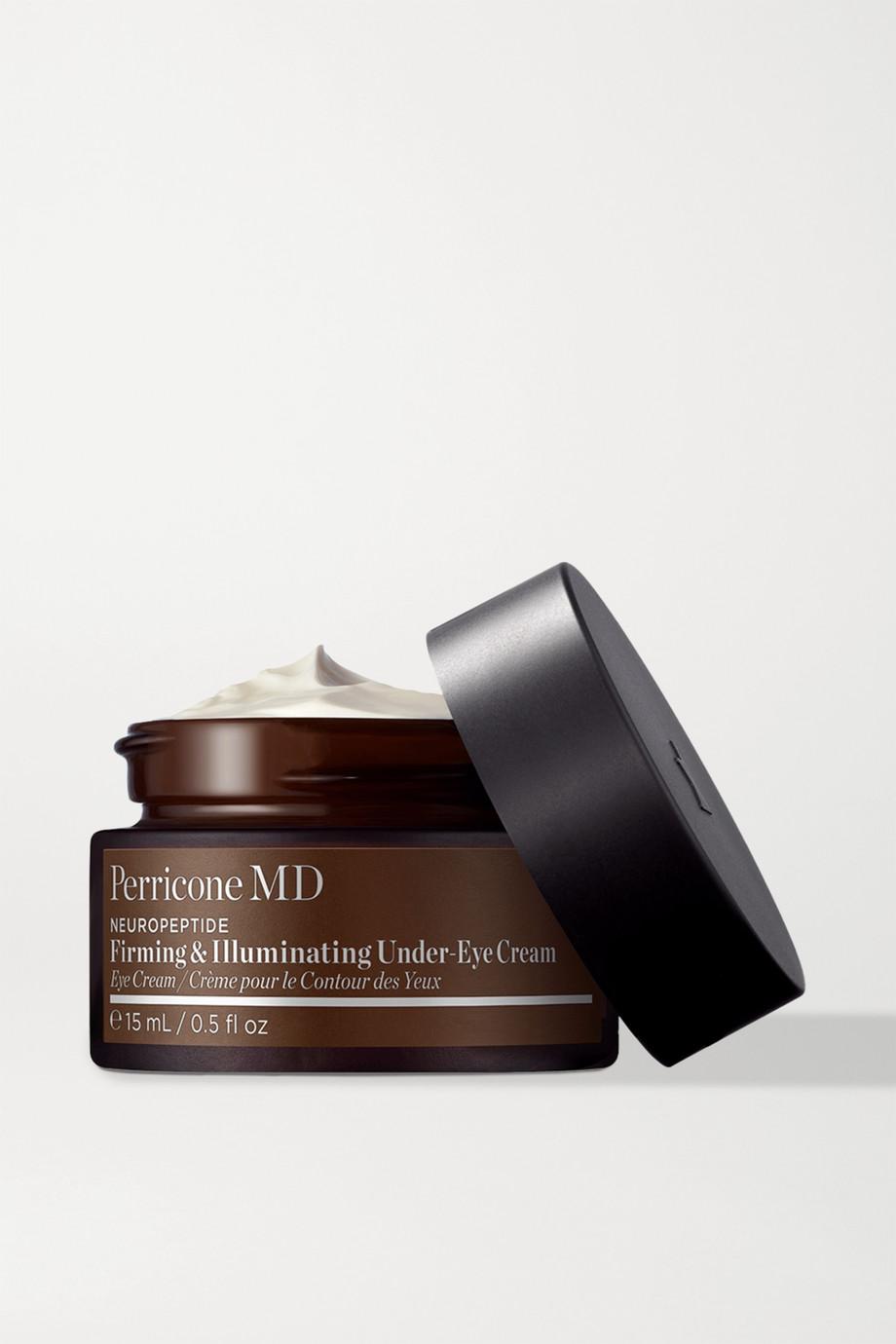 Perricone MD Soin raffermissant et illuminateur pour les yeux Neuropeptide, 15 ml