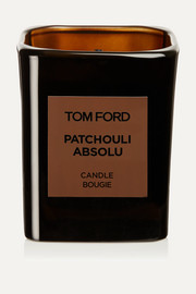 TOM FORD BEAUTY Private Blend Patchouli Absolu Candle, 595g