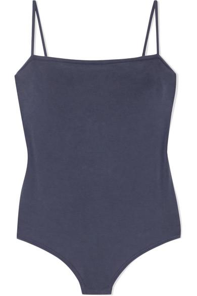 Finn Modal Blend Bodysuit by Madewell