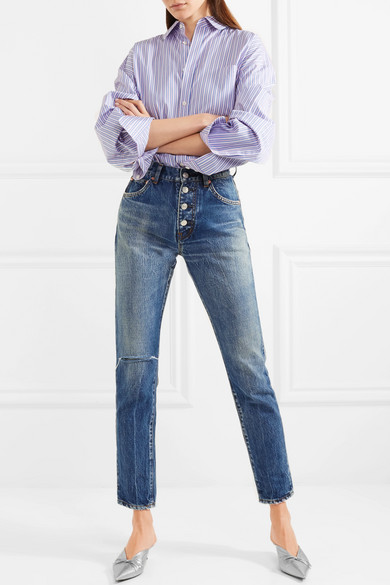 Balenciaga Mid-Rise Jeans Outlet Choice Sale 2018 Sale Clearance Store tpveRbyRD