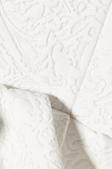 Chloé Minirock aus Jacquard mit Schößchen
