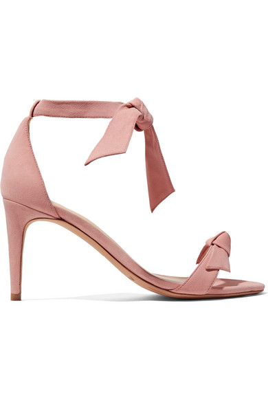 cheap sale from china Alexandre Birman bow strap sandals free shipping purchase discount visit PBw5MS2cJ