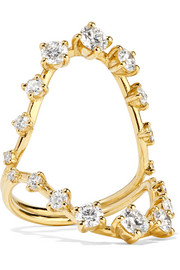 Fernando Jorge Brilliant 18-karat gold diamond ring
