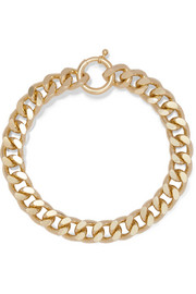 Fortuna gold-tone necklace