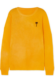 Billy embroidered cashmere sweater