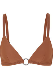 The Ring triangle bikini top