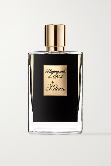 Playing With The Devil Eau De Parfum - Blood Orange, Lychee & Pimento, 50Ml in Colorless