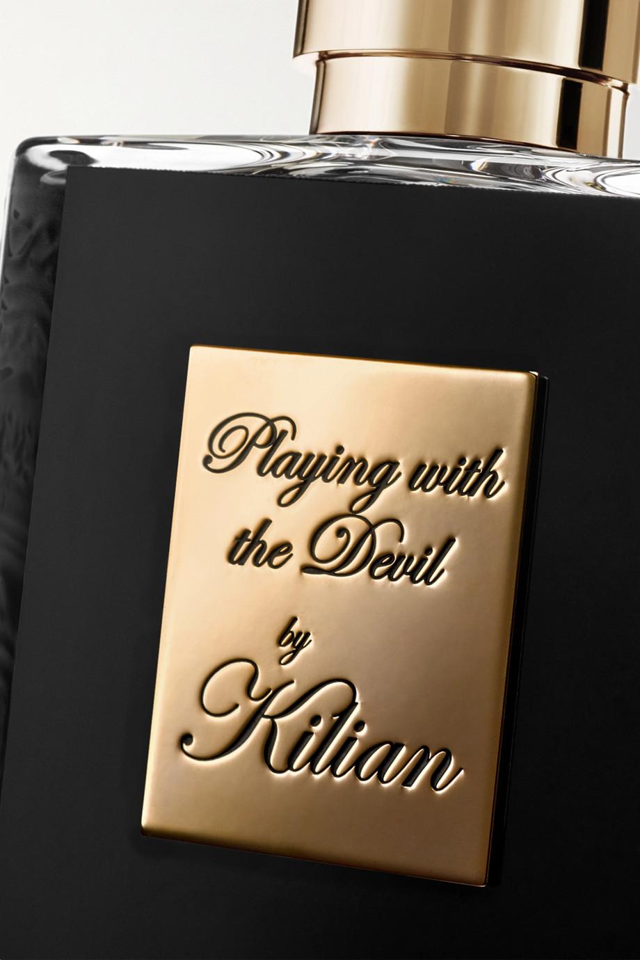 Kilian Playing with the Devil Eau de Parfum - Blood Orange, Lychee & Pimento, 50ml