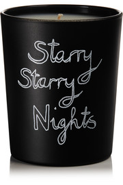 Starry Starry Nights scented candle, 190g