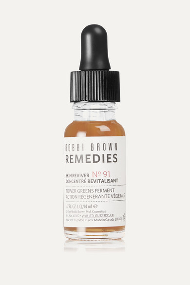 Skin Reviver No. 91 Power Greens Ferment, Remedies Collection, Colorless