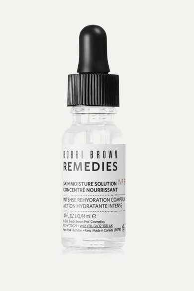 Skin Moisture Solution No. 86 Intense Rehydration Compound, Remedies Collection, Colorless