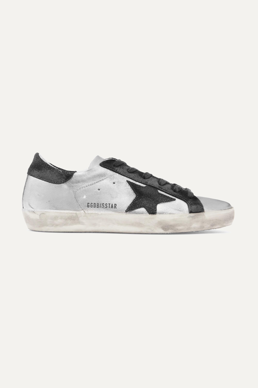 suede sneakers | Golden Goose