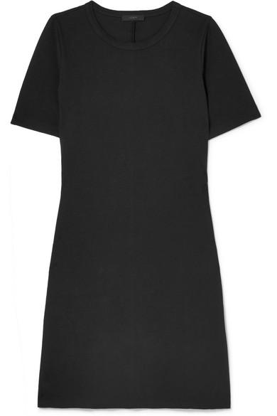 J.Crew - Sunset Stretch-jersey Mini Dress - Black
