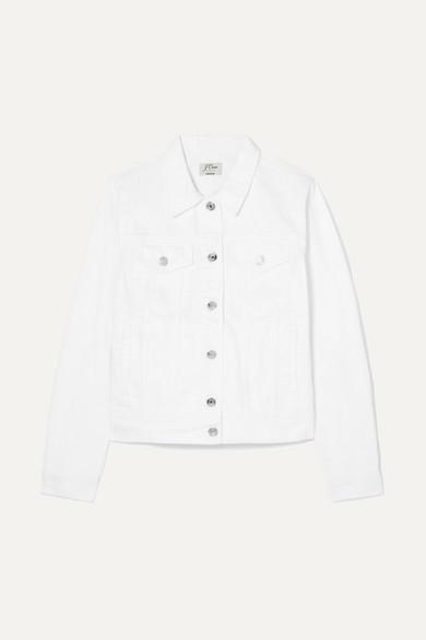J.Crew - Denim Jacket - White