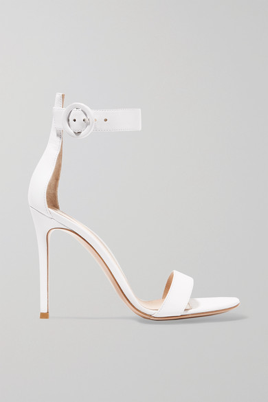 72d8a9c84d44 Gianvito Rossi. Portofino 105 leather sandals
