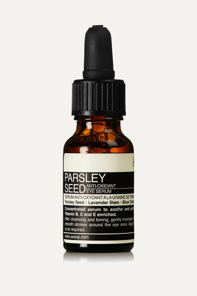 AESOP Parsley Seed Anti-Oxidant Eye Serum, 15Ml in Brown