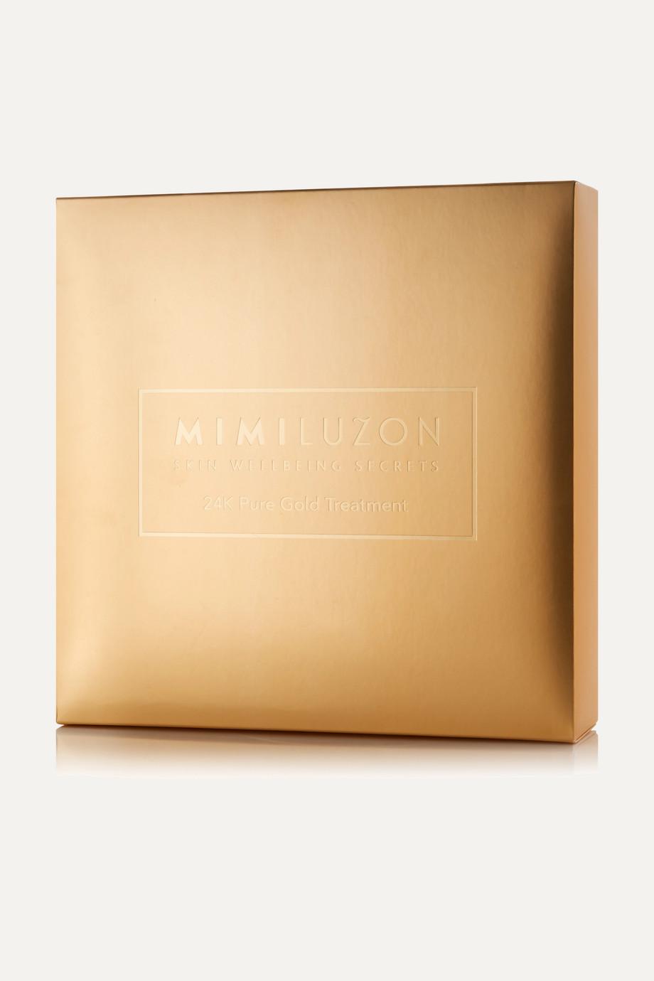 Mimi Luzon 24K Pure Gold Treatment