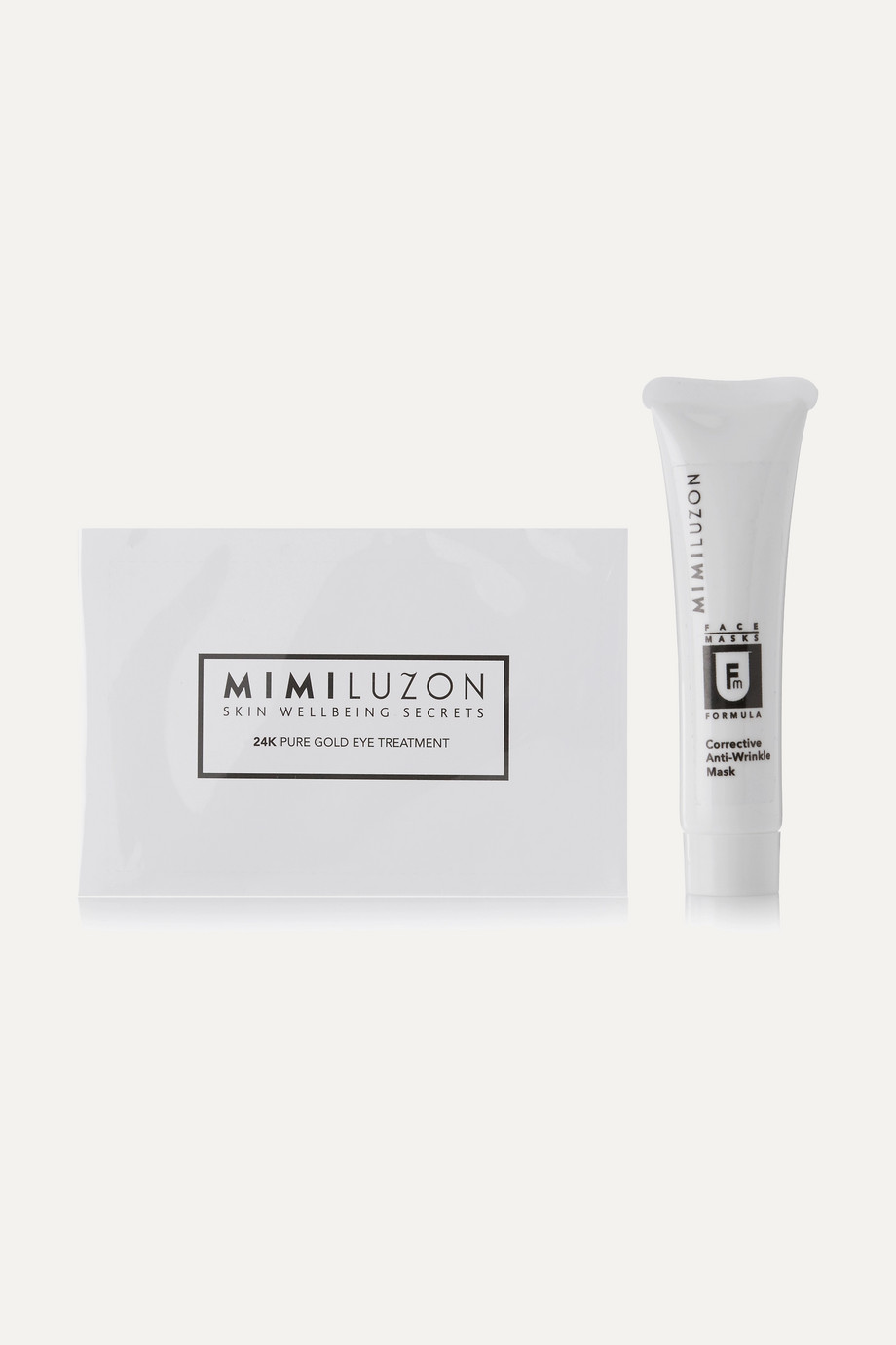 Mimi Luzon 24K Pure Gold Eye Treatment – Augenpflege