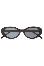 Roberi & Fraud Betty cat-eye acetate sunglasses
