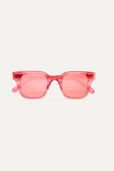 CHIMI Mirrored square sunglasses xe3ERL