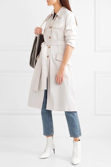 rag Boots & bone | Beha Ankle Boots rag aus Leder und Veloursleder 6d0d9c