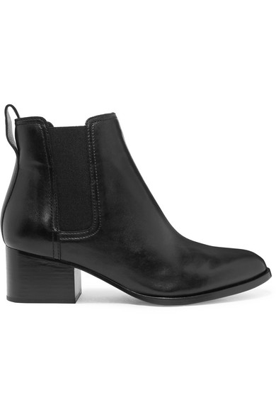 Rag And Bone Black Walker Boots in 001 Black