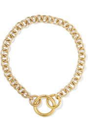 Fede gold-tone necklace