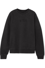 Kith Crosby cotton-fleece sweatshirt