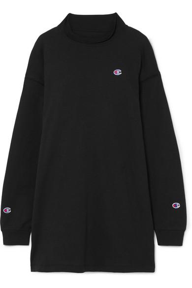 Kith + Championne Mini-jersey Molly En Jersey De Coton Avec Stretch Et Appliqué