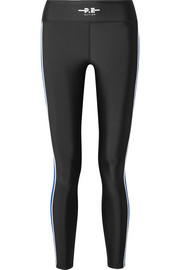 The Touchback printed stretch leggings