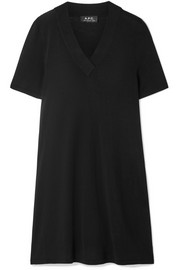 A.P.C. Atelier de Production et de Création Jenn stretch-jersey dress
