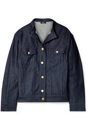 아페쎄 베일리 오버사이즈 데님 자켓 A.P.C. Bailey oversized denim jacket